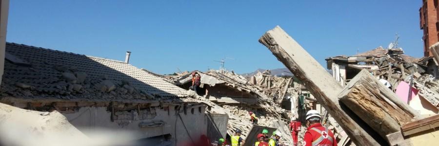 Terremoto Amatrice 24/08/2016